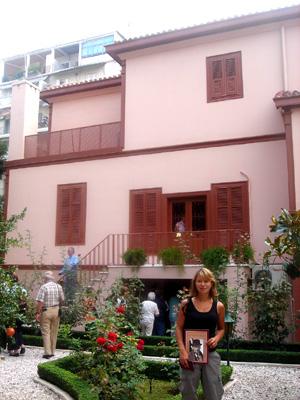 Ataturks house