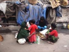 Poverty...