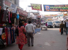 Marketplace in Kanpur