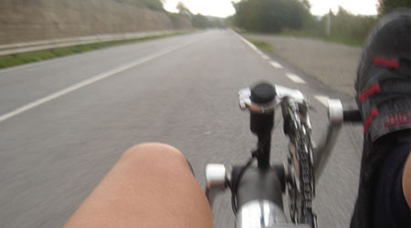 Cycling....